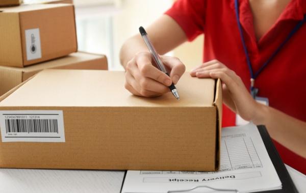 Zasílání pošty do USA