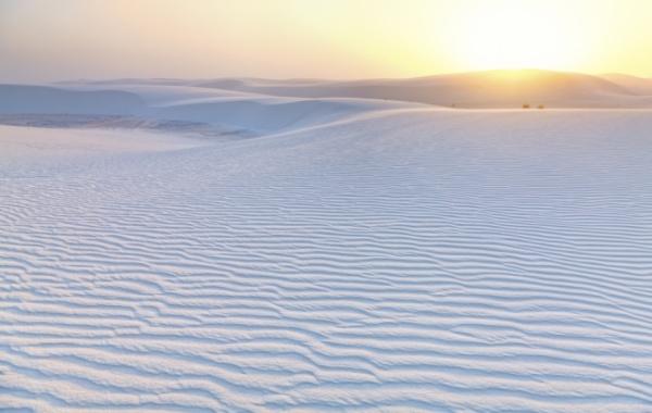 Národní památník Bílé písky, Nové Mexiko, USA - Amerika.cz