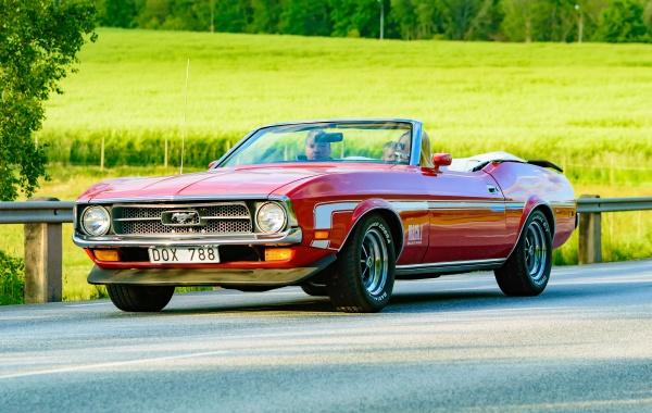 Automobilové legendy USA: Ford Mustang
