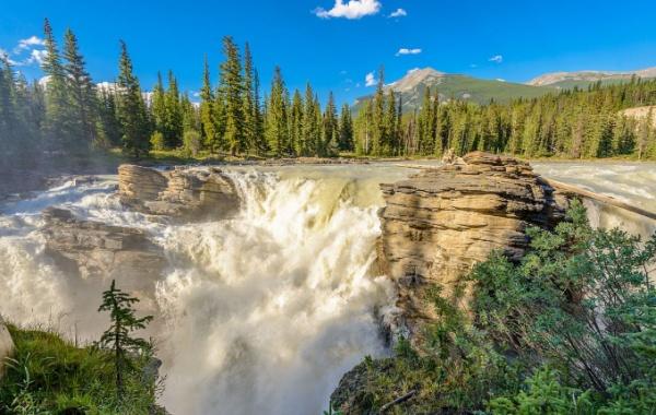 Oslnivá nádhera v domovině kanadských indiánů