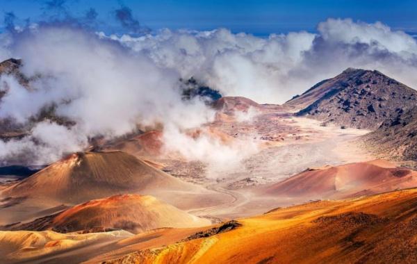 Cesta kolem světa vede přes havajské sopky
