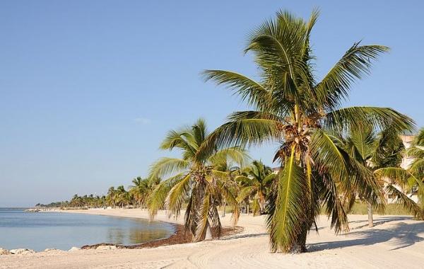Pláže Key West inspirují a ohromují