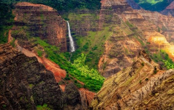 Waimea Canyon na Havaji