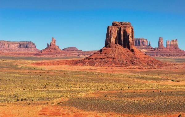 monument valley v utahu v USA
