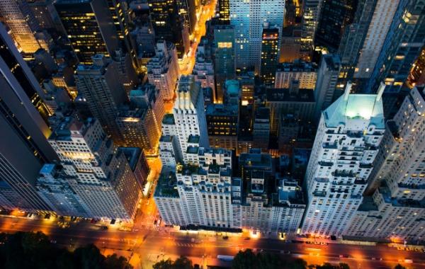 Co vidí holubi, kteří mají trvalé bydliště na Manhattanu