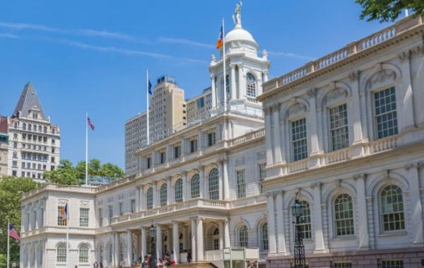 Radnice v New Yorku