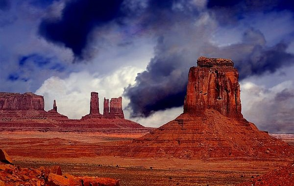 Monument Valley v Utahu