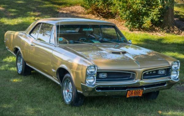 Automobilové legendy USA: Pontiac GTO