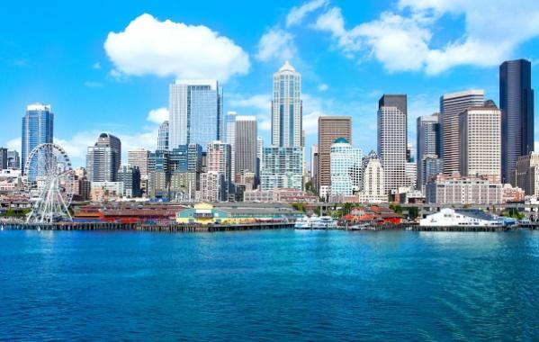 Pohled z Obřího kola milují v Seattlu už 5 let