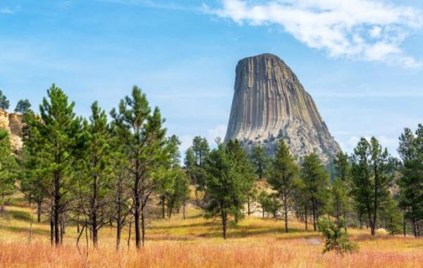 Ďáblova věž ve Wyomingu