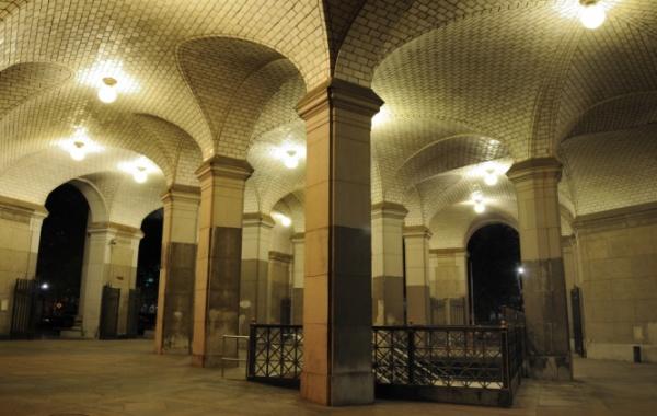 Metro NY - Architektura metra