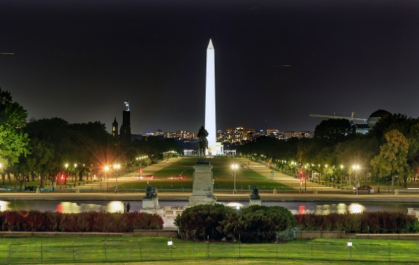 Washingtonův monument ve Washingtonu
