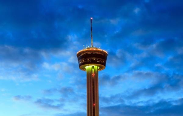 Tower Of The Americas, San Antonio, Texas - Amerika.cz
