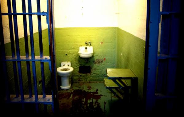 Alcatraz - tahle vypadá cela