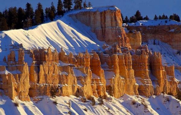 Bryce Canyon není kaňon