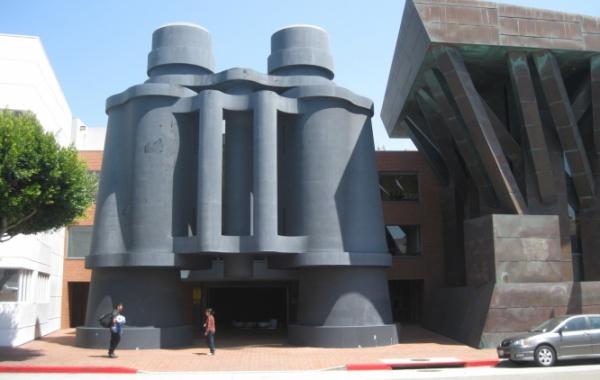 Budova dalekohledu