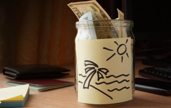 Peníze na dovolenou v USA
