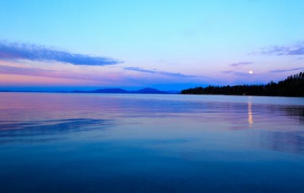 Flathead Lake, Montana - Amerika.cz