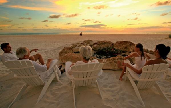 Florida pláž