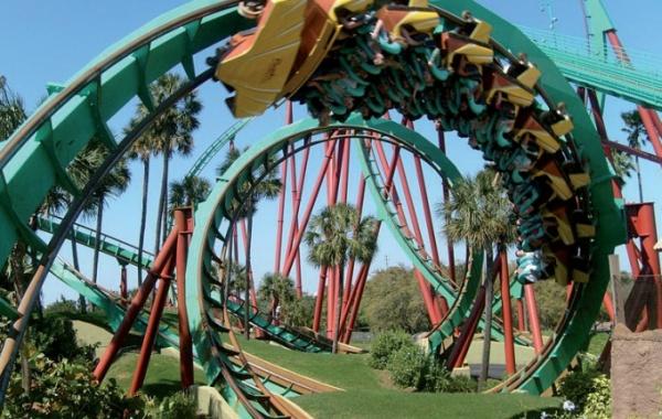 Zábavní parky Orlando-1