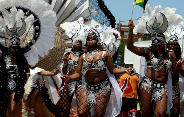 Na karneval do Severní Ameriky