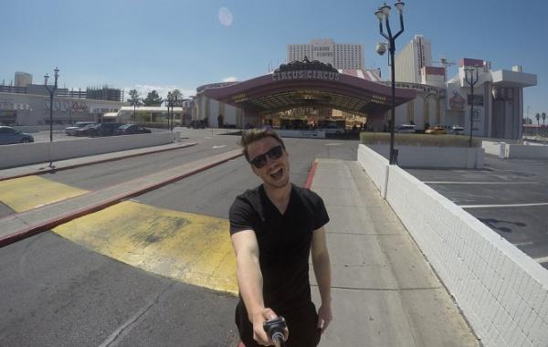 Hotel Circus Circus v Las Vegas