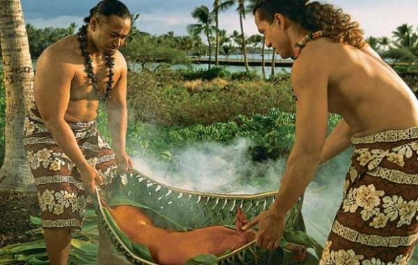 Vepřové hody na Havaji