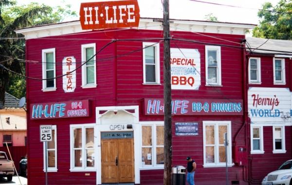 Henry\'s Hi-Life v San Jose v Kalifornii.