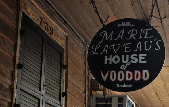 Dům Vúdú v New Orleans, který turisté doslova milují.
