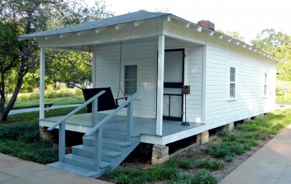 Rodný dům Elvise Presleyho