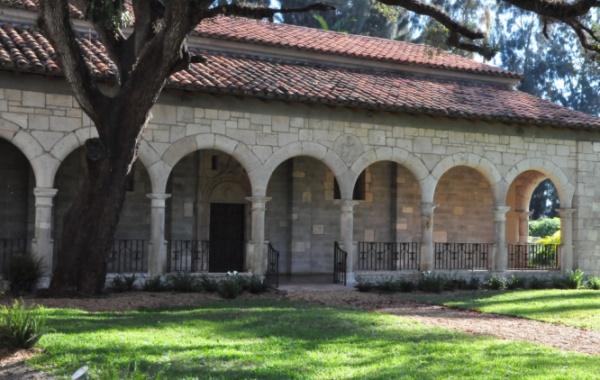 Španělský klášter sv. Bernarda