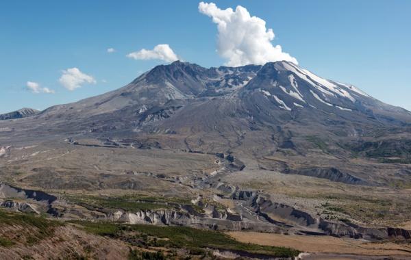 Vulkán Svatá Helena