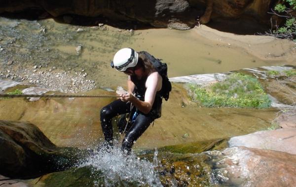 Canyoneering - Mystery Canyon