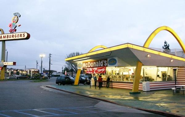 Nejstarší McDonald na světě