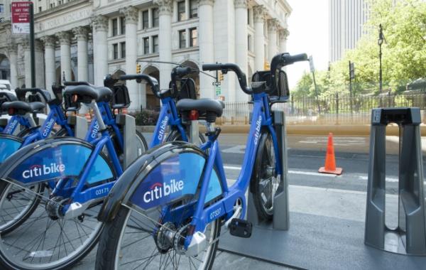 Městská kola v New York City