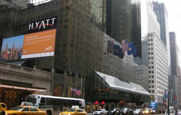 Grand Hyatt v NY