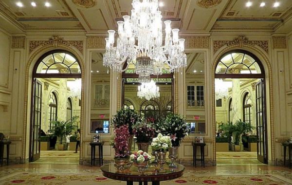 Hotel Plaza v NY