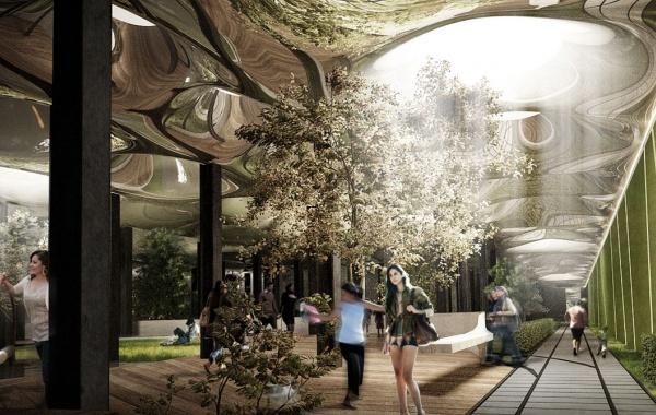 Nový podzemní park má vyrůst v New Yorku