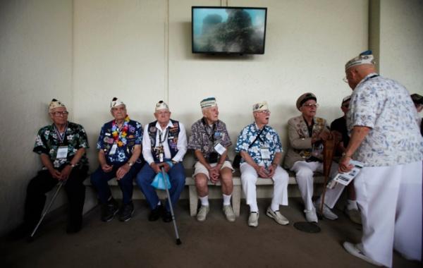 Pearl Harbor: Po 70 letech na místě činu