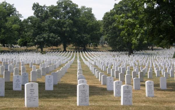 Pentagon - arlington hřbitov
