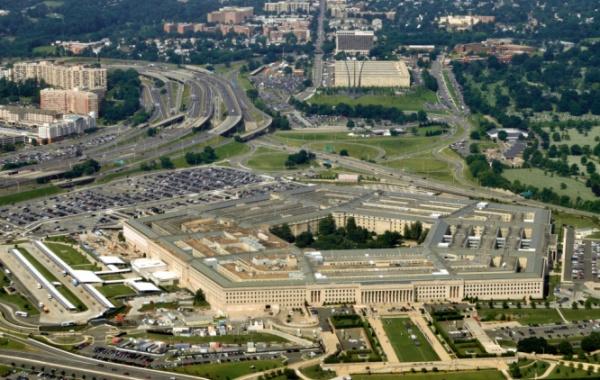 Pentagon a jeho okolí