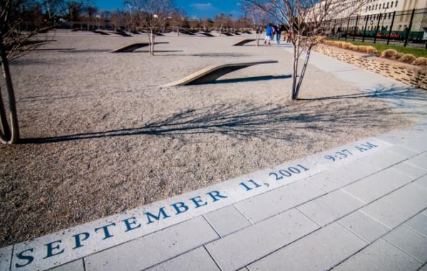 Pentagon - Památník
