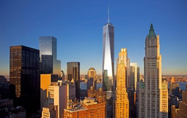 Nejvyšší budova západní polokoule stojí od letošního roku v New Yorku