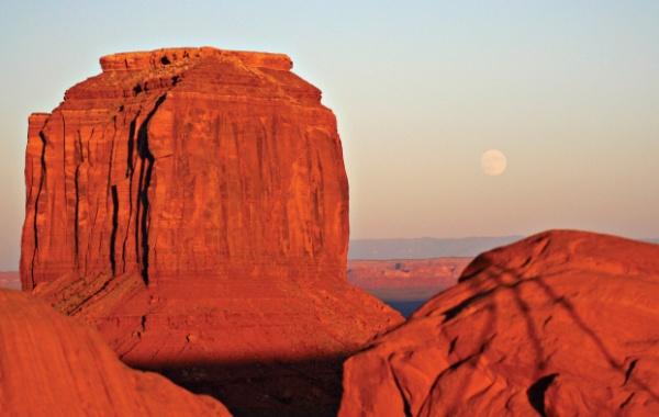 Nejčervenější atrakce Ameriky: Monument Valley