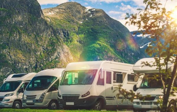 Výběr karavanů