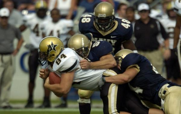 Studium v USA: univerzitní sport