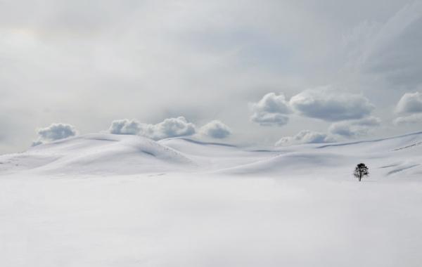 Zimní Yellowstone: Krajina z jiného světa