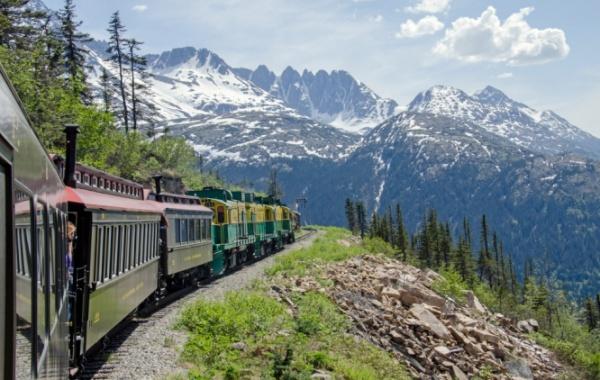 Železnice Bílý průsmyk a Vukon