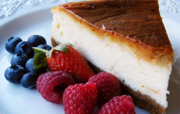 Chesecake jako z Cheesecake Factory