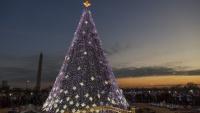 Vánoční Washington začne zářit